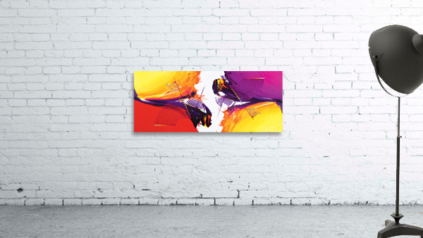 Abstract Art Britto - QB188
