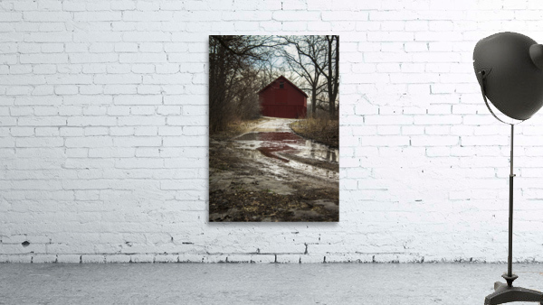 Travel to the Red Barn