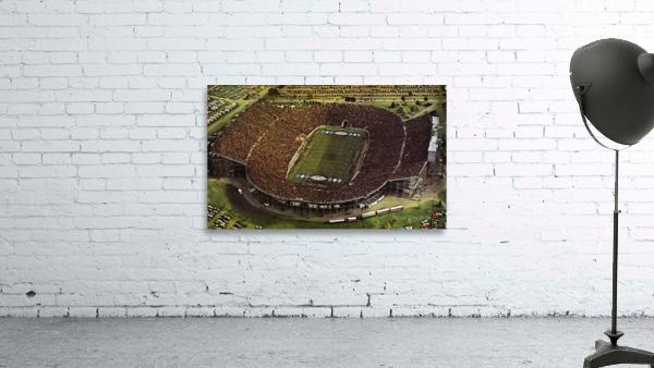 1981 Beaver Stadium Art