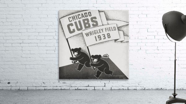 1938 Chicago Cubs Remix Row 1