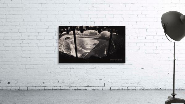 1963 Yankee Stadium Art