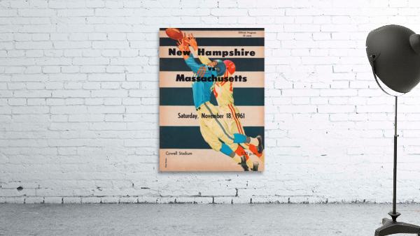 1961 Massachusetts vs. New Hampshire Wildcats