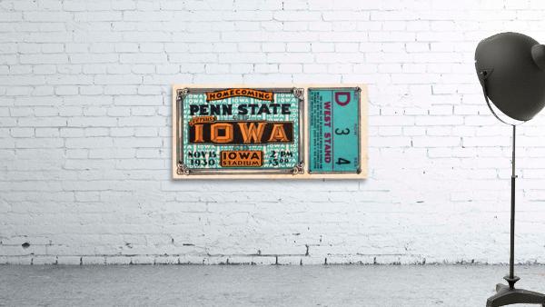 1930 Iowa vs. Penn State