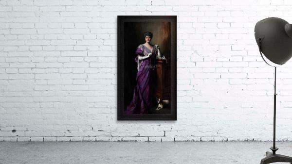 Lady White Todd by Philip de Laszlo Classical Fine Art Xzendor7 Old Masters Reproductions