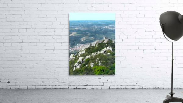 Castelo dos Mouros - Castle of the Moors - Sintra Portugal