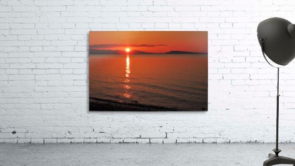 Qualicum Beach Sunset