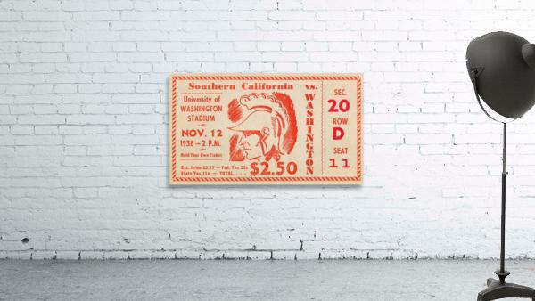 1938 USC Trojans vs. Washington Huskies