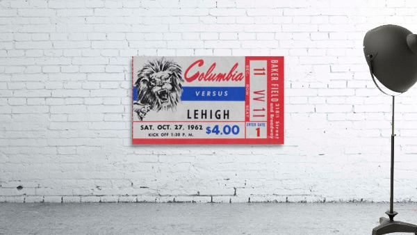 1962 Columbia Lions vs. Lehigh Engineers