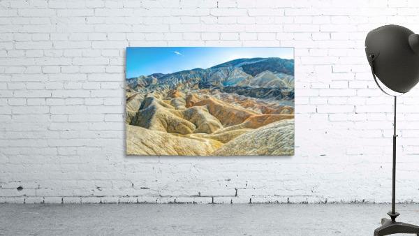 Death Valley Waves