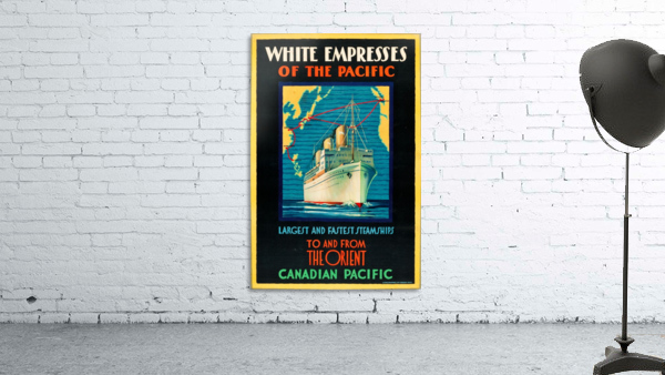 Canadian Pacific Travel Poster
