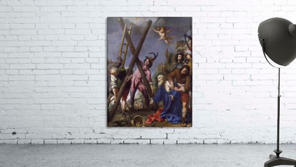 The Martyrdom of St Andrew