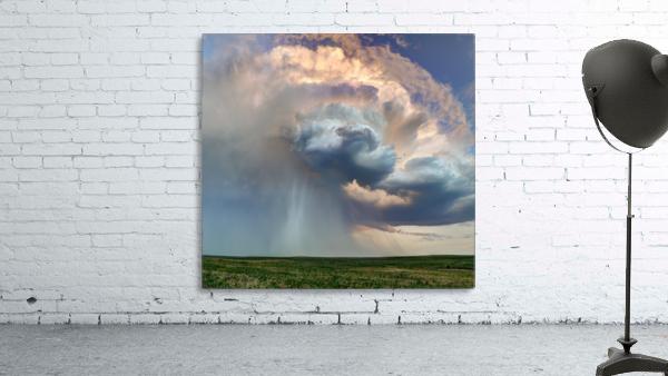 July Rain Storm