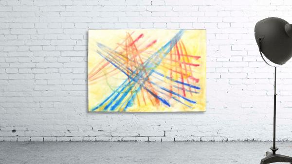 Scratches 2 (Joan Miro tribute)