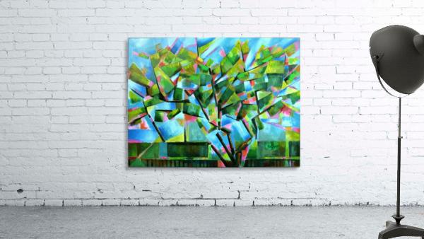 Cubistic Spring at Voorburg - 05-05-16