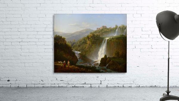 Waterfall near Tivoli