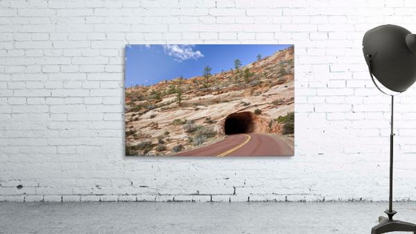 Zion Park Tunnel