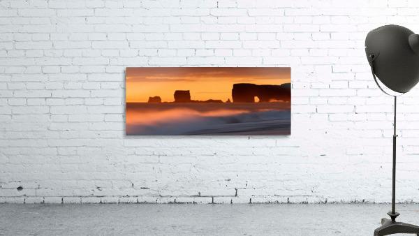 Vik Sunset, Iceland
