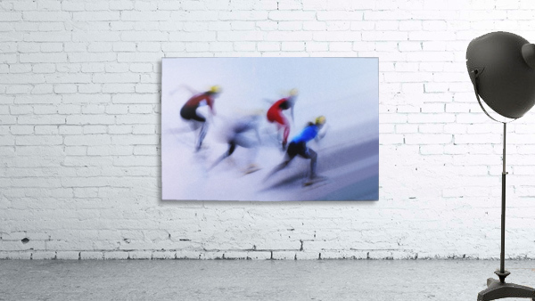 Speed Skating 1