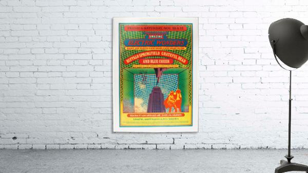 1967 Shrine Exposition Hall Buffalo Springfield Grateful Dead