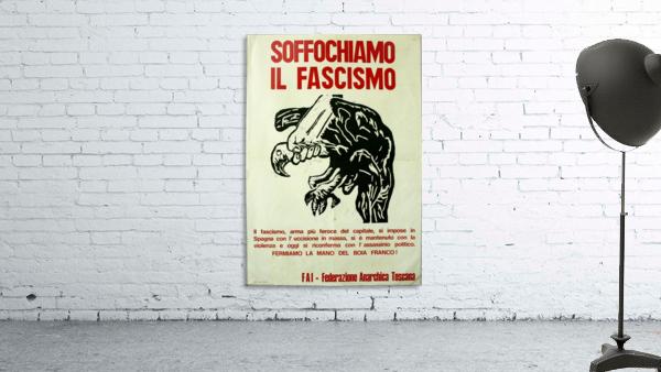 Suffocate fascism