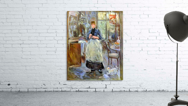 The Dining Room by Morisot