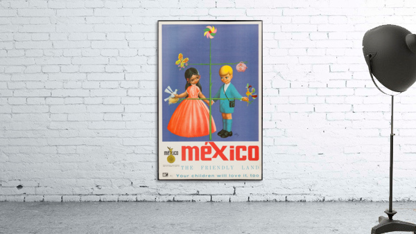 Mexico The friendly land