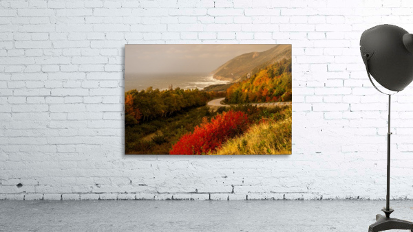 Autumn on the Cabot Trail