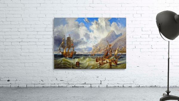 Sailing to Gibraltar
