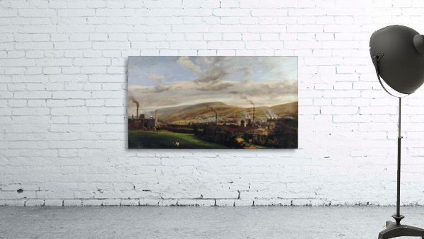 South Wales Industrial Landscape