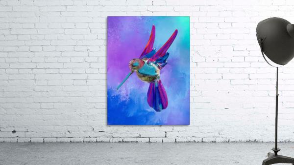 Glass Bird Abstract