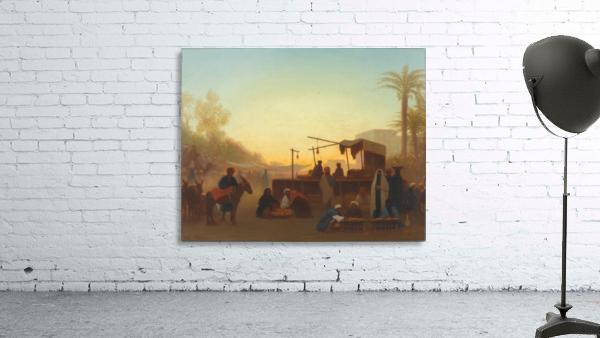 Marche au Caire