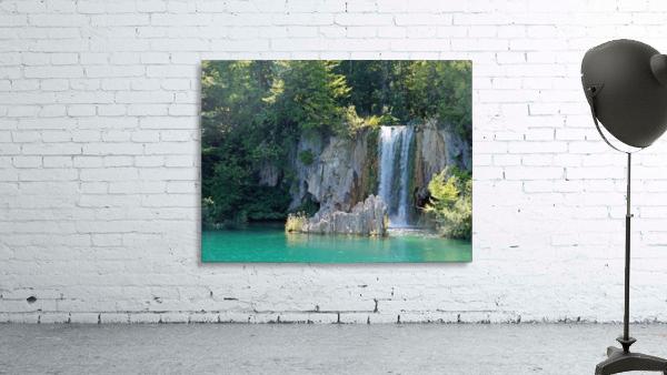 waterfall - Plitvicer lakes-nationalpark