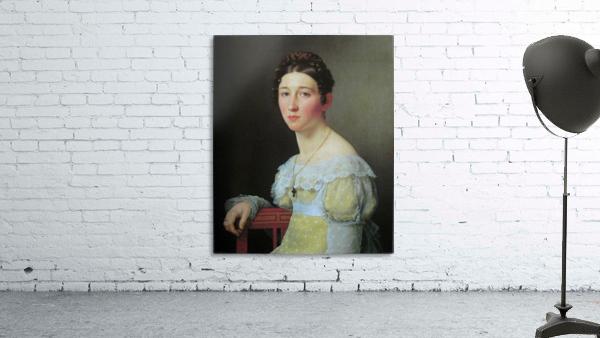 Portrait of Emilie Henriette Massmann