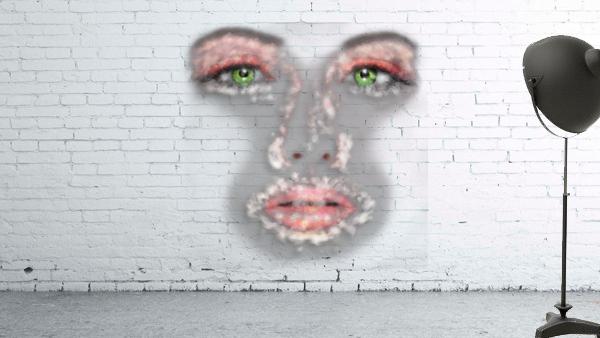 Kessania - white face