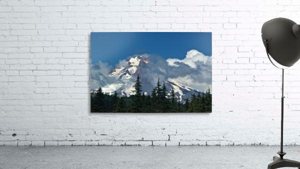 Clouded Peak-Mt Hood