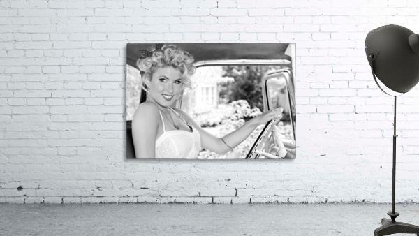 ©Lou Freeman Dark Glamour & Beauty Black & White    77