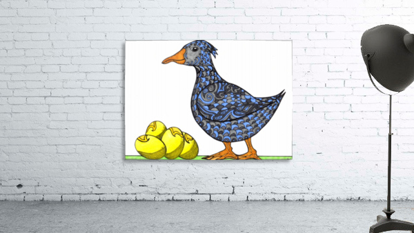 Goose and Golden Eggs