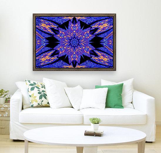 Sapphire of The Desert  Art