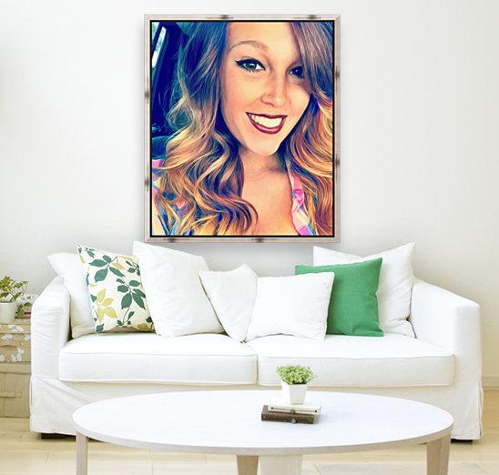 EM- Female pic art model  Art