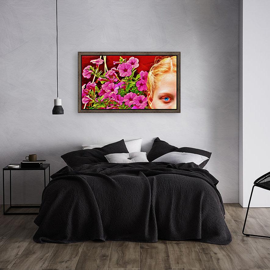 womanflowersEYE  Art