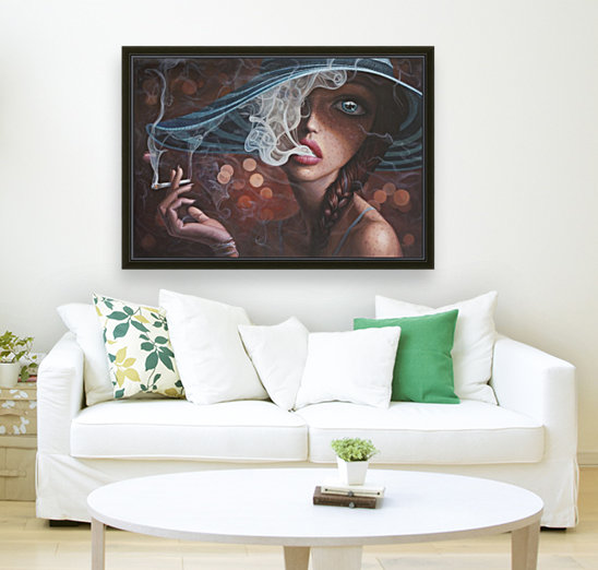 Enter The Void with Floating Frame