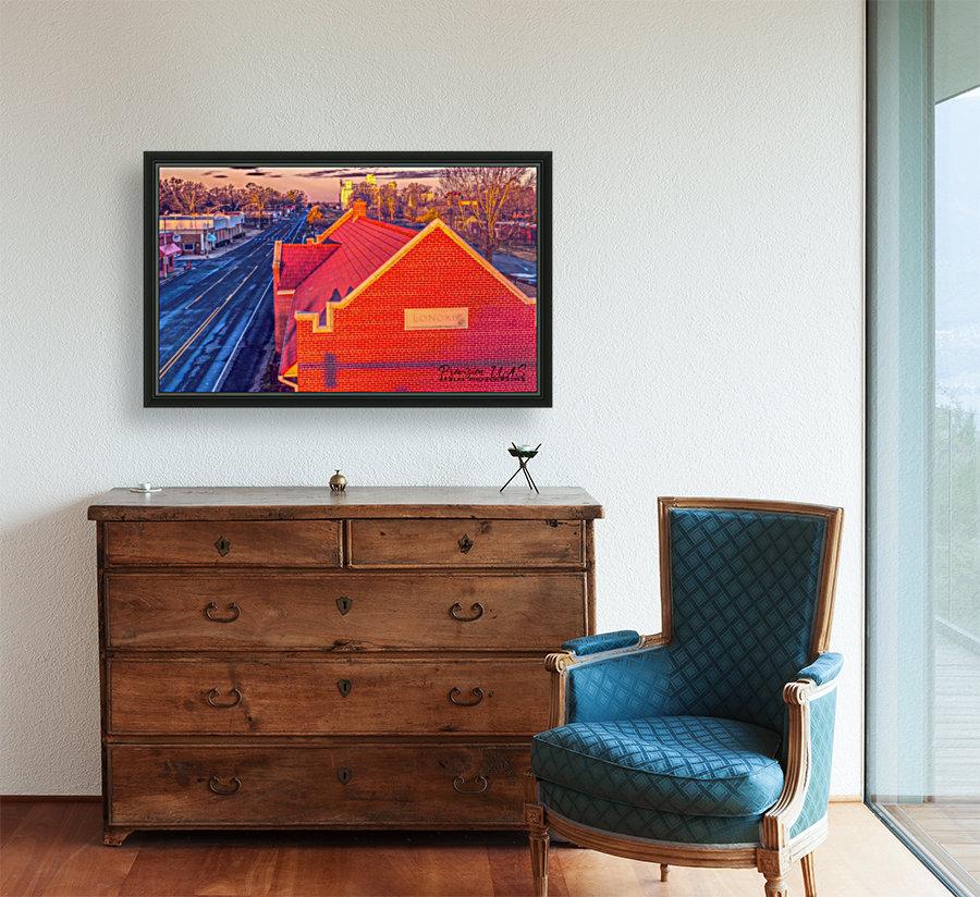 Lonoke, AR   Red Oak   Art