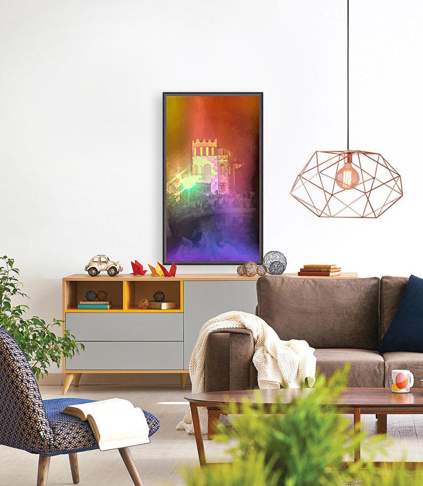 Festival Lights and Fire 2  Art