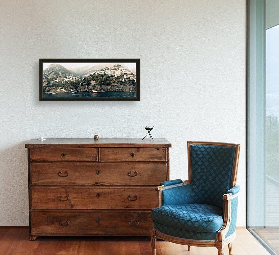Panoramic Positano - Amalfi Coast - Italy  Art