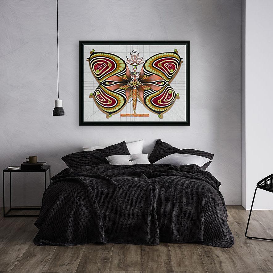 butterfly from the twenties  Art