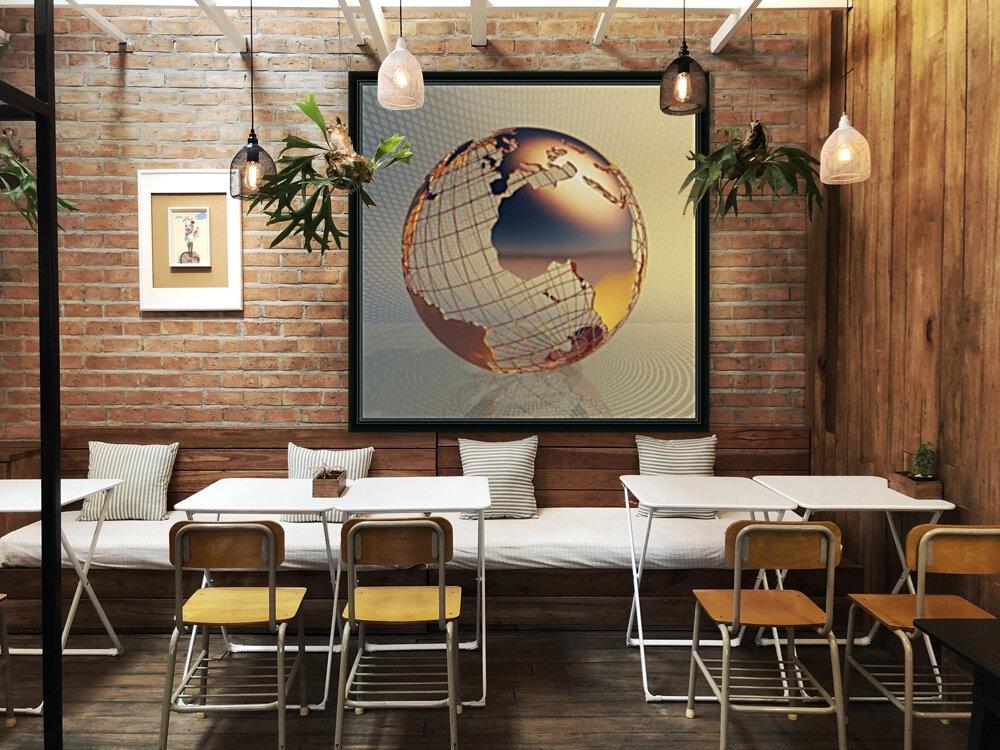 World global business background  Art