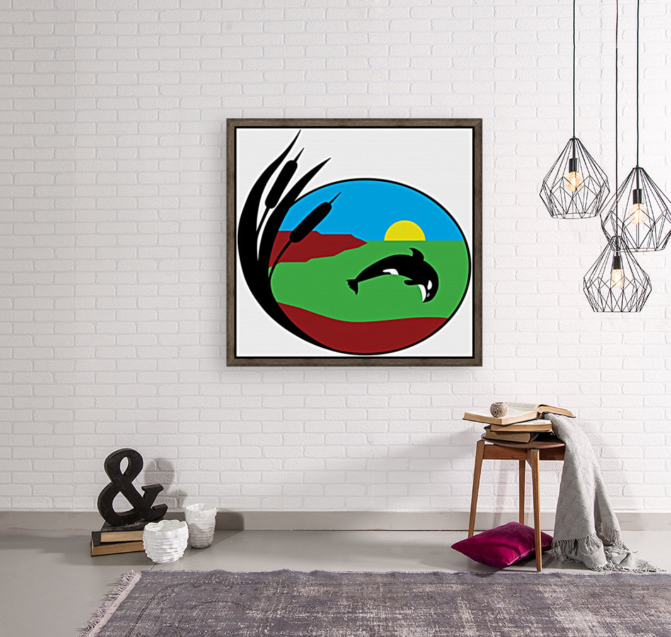 Whales Just Want To Have Fun  Art