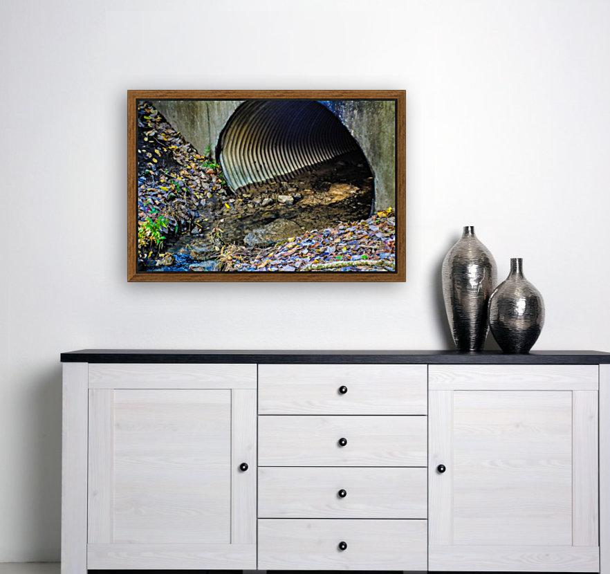 Secret Tunnel  Art