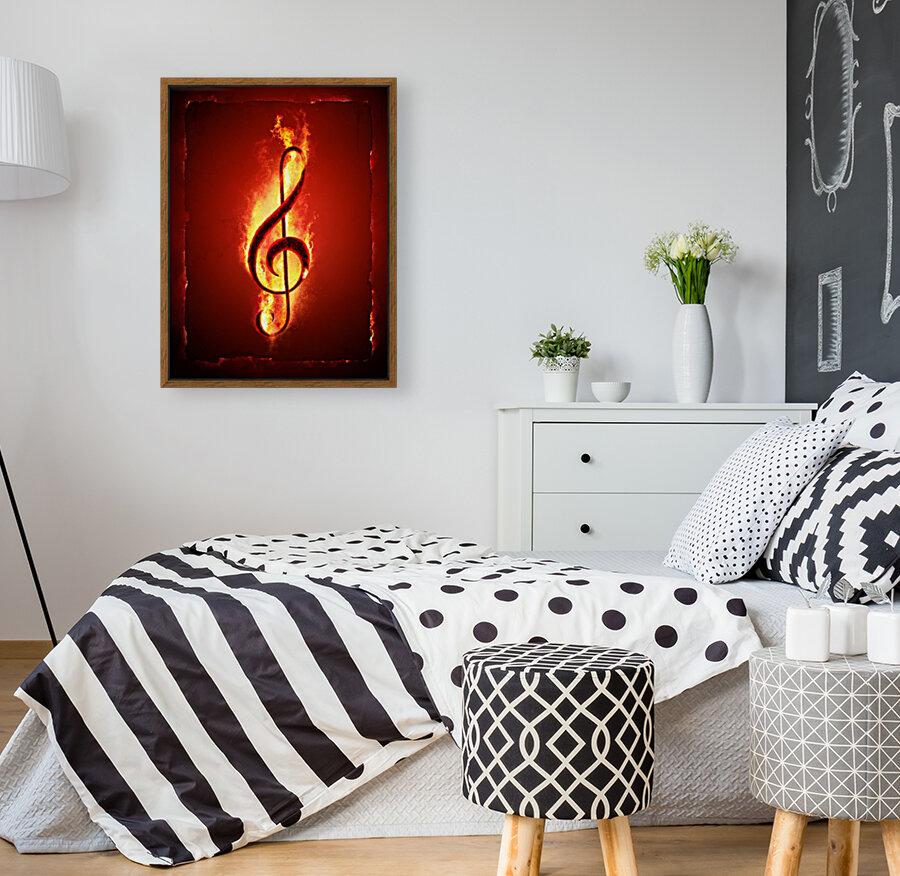 Hot Music  Art