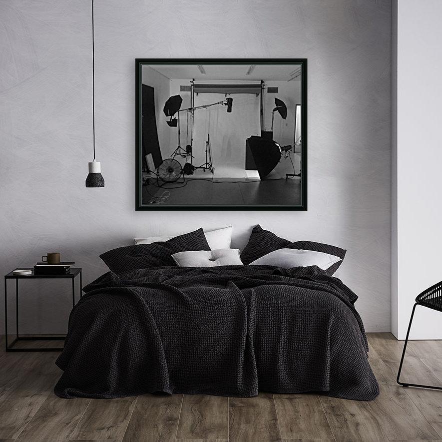 Black and White Studio  Art